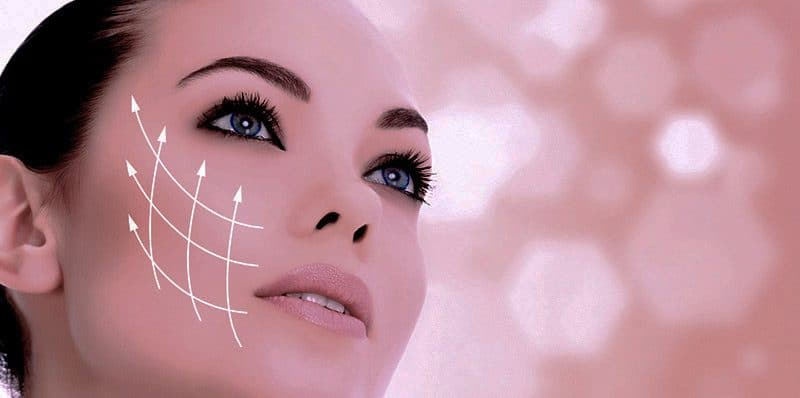 Elektrostimulacijom stimuliramo dubinske mišiće lica