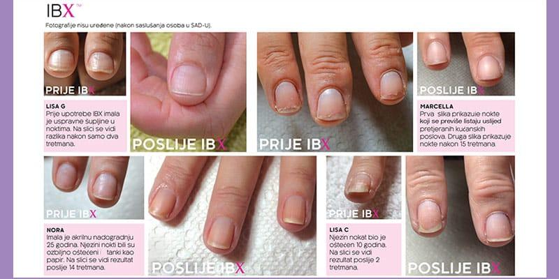 IBX SYSTEM za jačanje noktiju