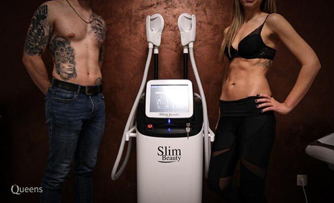 EM Body Sculpt Elektromagnetsko oblikovanje tijela